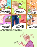 APH: The trouble with siblings by Assby