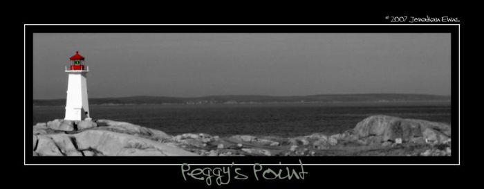 Peggy's Point by johonbravo