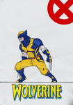 Wolverine REDESIGN by Julalesss