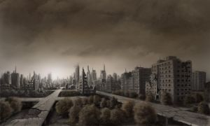 Abandoned City by kiril27