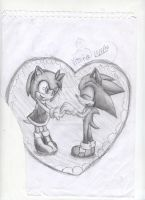 Sonamy-Smiley by heitor-jedi