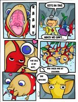 Pikmin 1 by Dominosaur