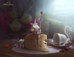 Breakfast by Maksim-Larionov