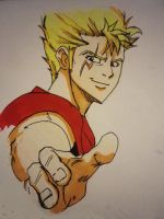 Laxus by Patate-bleue