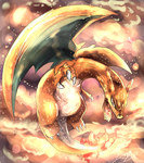 Charizard by LizardonEievui13