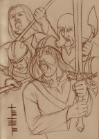 To War by Irio