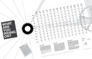 Bicycle Gear Ratios by spader725