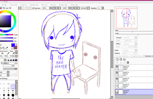 WIP: PEWDIE PLAYS SCRIBBLENAUTS by TeenageLover101