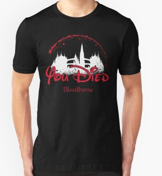 Bloodborne - You Died by The-Nelo-Angelo