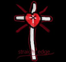 Straight Edge by lastchancelimited