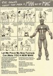 TLIID superhero commercials Cap for Charles Atlas by Nick-Perks