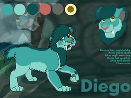 Diego Ref by Iva-Inkling