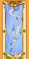Clow Card The Dash by inuebony