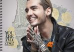 Bill Kaulitz ~ Smile Everytime by janaloreley