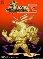 BOSS 02 - Golden Calf by zeoarts