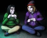 Gamers... by Tinuvion