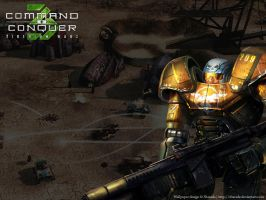 Command and Conquer 3 by Sherade