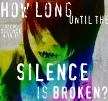 Day of Silence 4.15.11 by SinisterSweetheart