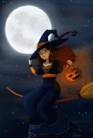 Mary the Witch by snowfake