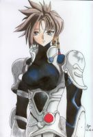 My Iria by psychosaiyajin