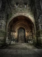 Ye olde Door by wreck-photography