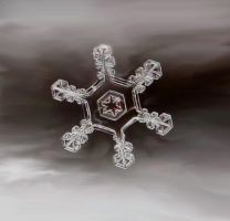 snowflake storm 3 by iriscup