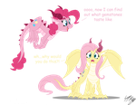 Dragon Ponies Set 2 by Blood-Asp0123