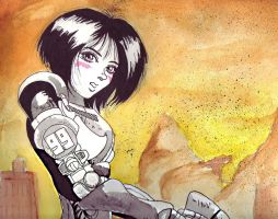 Alita by weezie