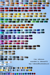 Color References by UltimeciaFFB
