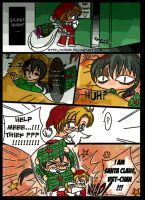 Merry Christmas XD by Chii9x