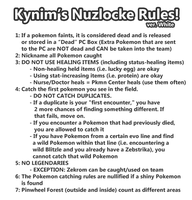 Nuzlocke White: My Rules by ky-nim