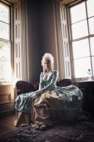 Marie Antoinette Revived by BlackCarrionRose