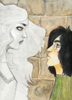 DH - The Gray Lady and Harry by kiwikewte