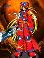 Rockman X Reloaded: Zero by Mgx0