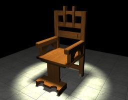 The Chair - Stage 1 by RocketFan