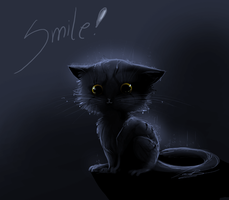 Smile by Karoughh