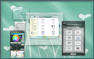 CrystalClear Interface 2.0, 3 by marsmuse