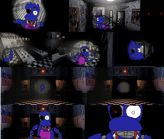 Gift for TheJege12 'FNAF2 Dinotronic' by All-StarGamer99