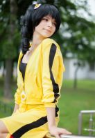 Karen Araragi - Are, Nii-chan. by Muffin-Kiki