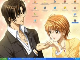 Skip Beat - Desktop 1.1 by Silver-Nightfox