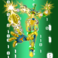 Digimon Frontier Tuned - Urespholemon by plzgaiasrebirth