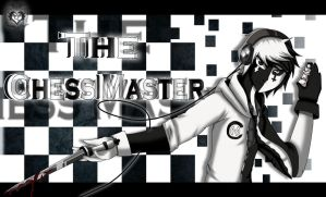 Rqst/Ctest Etry: OC Wallpaper ::The Chess Master:: by DaReckless