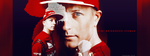 Kimi Raikkonen Profile Cover by shad-designs