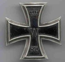Iron Cross by Von-Richthofen