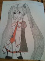 Fail Zatsune Miku Drawing Attempt by crazyanimefreak08