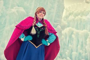Anna by EnchantedCupcake