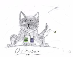October by TRYSTIAN