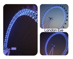 London Eye Views by K9Darkice