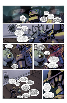 Tick Tock Vagabonds page 4 by codazen