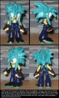 Custom Commission: Shock the Hedgehog by Wakeangel2001